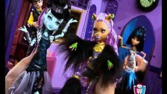 Monster High Ghouls Rule Dolls