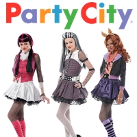 For Halloween 2010 Party City offered three Monster High costumes for girls. Read about the Party City costumes.  sc 1 st  Monster High Wiki - Fandom & Merchandise | Monster High Wiki | FANDOM powered by Wikia