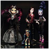 Diorama - MH&EAH SDCC villains