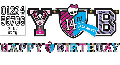 filemonster high party city letter bannerpng
