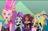 Lagoona Blue/cartoon