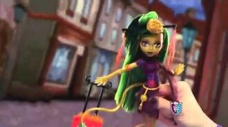 2013 Monster High Scaris City Of Frights Commercial