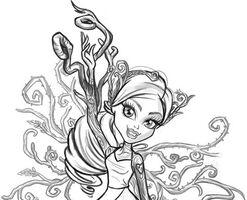 Profile art - Treesa Thornwillow