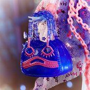 Diorama - Kiyomi's purse