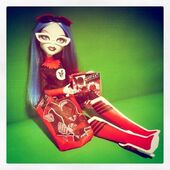 Diorama - Ghoulia to Nekrocon