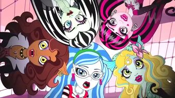 Clawdeen Wolf Cartoon Monster High Wiki Fandom