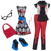 Doll stockphotography - My Wardrobe and I Ghoulia