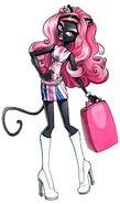 Monster High - Catty Noir London
