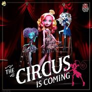 Diorama - The Circus is coming