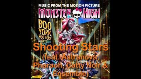 Monster High - Shooting Stars FULL SONG HQ
