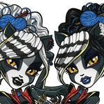 Icon - Zombie Shake Meowlody and Purrsephone