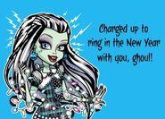 Howliday Ghoul Grams - Frankie Stein