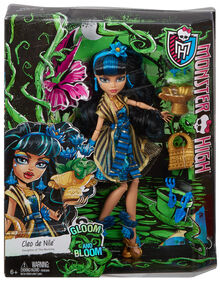 Cgh94 monster high gloom and bloom cleo xxx 7