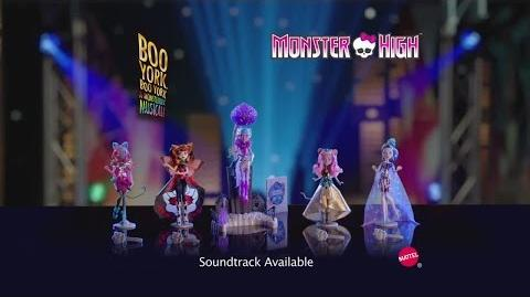 Monster High™ Boo York Boo York Astronova Doll Commercial