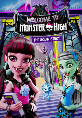 Welcome to Monster High TV special  Monster High Wiki  FANDOM