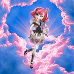 Diorama - Cupid's clouds