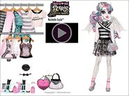 Stardoll - Scaris City of Frights Rochelle
