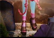 Diorama - Kiyomi's shoes