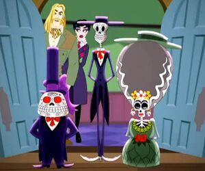 Fright On! - Skullastic Superintendents