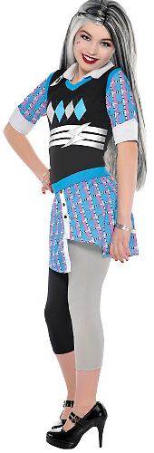 Mh Party City Schools Out Frankie Costume Different Pose.PNG  sc 1 st  Monster High Wiki - Fandom & Image - Mh Party City Schools Out Frankie Costume Different Pose.PNG ...