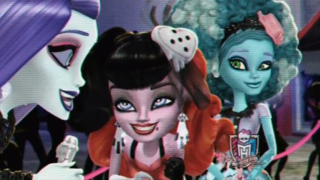 Welcome To Hauntlywood Monster High Wiki Fandom