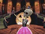 Hall of Halloween Skeleton