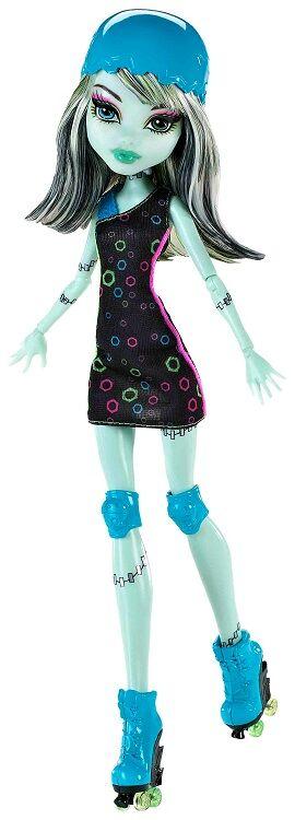Frankie Stein Merchandise Monster High Wiki Fandom