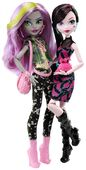 Doll stockphotography - Welcome to Monster High - Monstrous Rivals 2-pack I