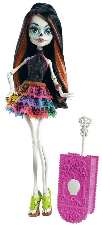 Skelita Calaveras Merchandise Monster High Wiki Fandom