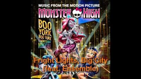 Monster High Boo York - Fright Lights, Big City FULL SONG HQ