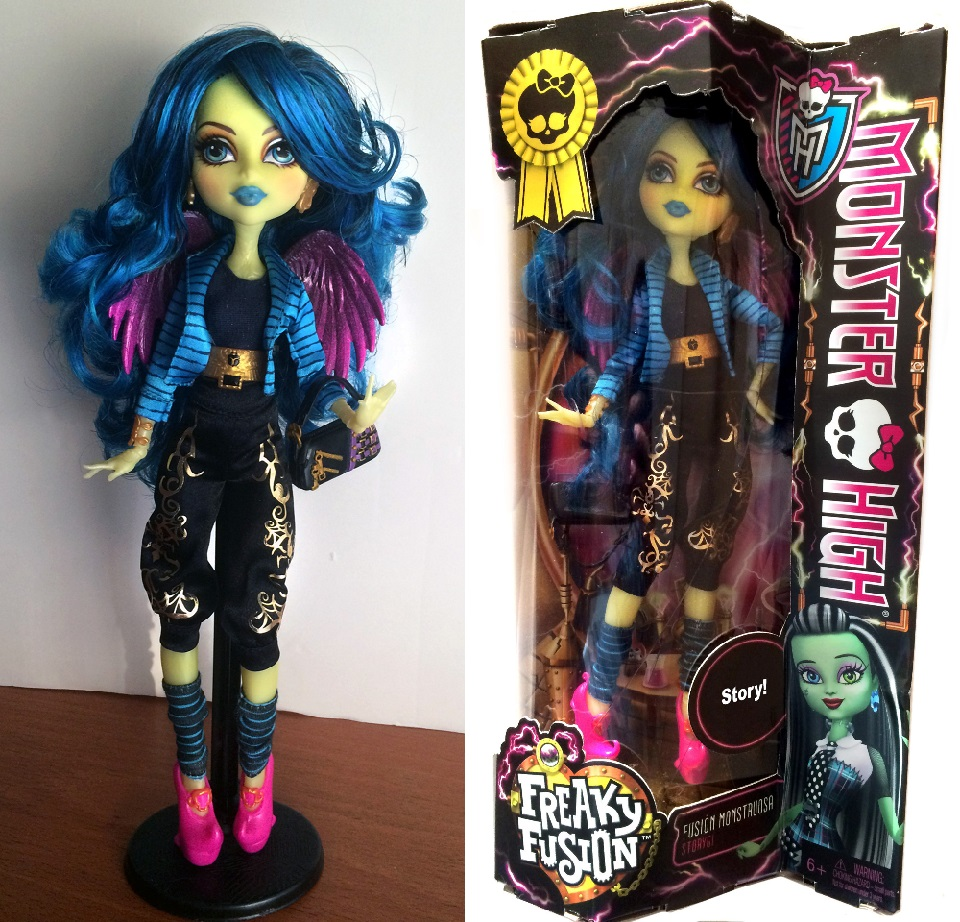 image photography freaky fusion doll jpg monster high wiki