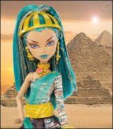 Diorama - Nefera and pyramids