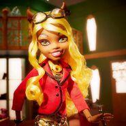 Diorama - Clawdia's closeup