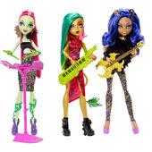 Doll stockphotography - Fierce Rockers 3-pack