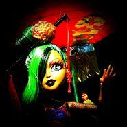 Diorama - Jinafire's watching