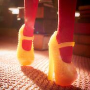 Diorama - Clawdia's shoes
