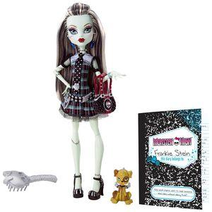 Doll stockphotography - Basic Frankie