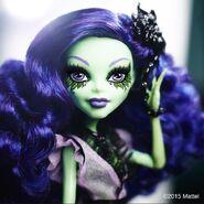 Diorama - Amanita's closeup