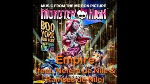 Monster High Boo York - Empire FULL SONG HQ