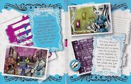 Scaris City of Frights - 0304 Frankie booklet
