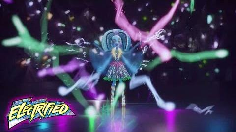 Znap Save Frankie Monster High™ Electrified