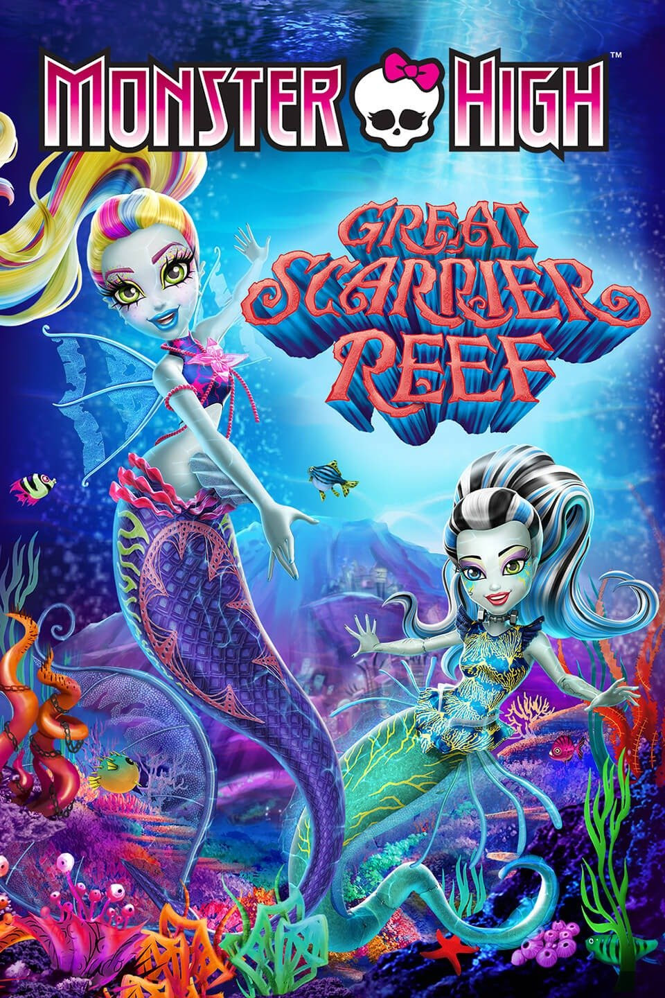 Great Scarrier Reef TV Special