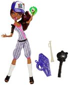 Doll stockphotography - Ghoul Sports Clawdeen I