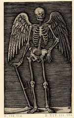 Monster history - Death with wings