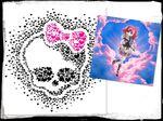 Tumblr - Cupid's heartfelt skullette