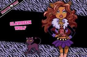 Clawdeen Wolf