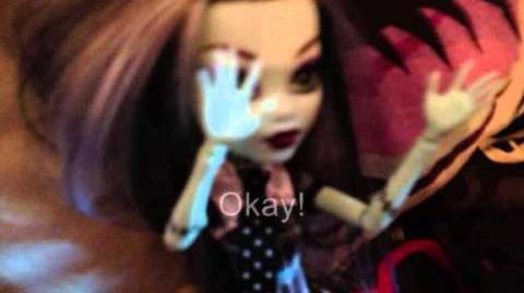 Monster High Dreams - S1 E19 - Monsters in Wonderland! - Part 1 2