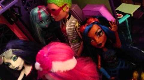 Monster High Dreams - Episode 8 - L.C
