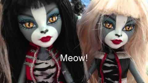 Monster High Dreams - S1 E13 - The Nine Lives Of The Cats