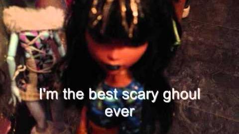 Monster High Dreams - S1 E15 - Halloween party!